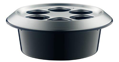 Alfi Aktiv-Flaschenkühler Konferenzboy Kunststoff schwarz