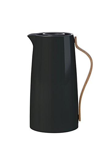 Stelton Emma Kaffee 12 L -schwarz Isolierkanne Kunststoff 155 x 13 x 26 cm