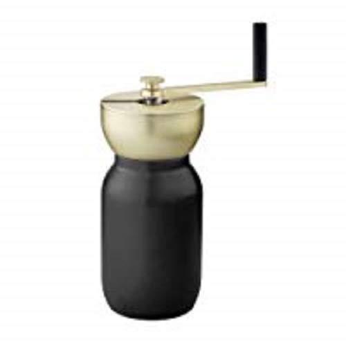 Stelton Kaffeemühle Stahl Schwarz 18 x 175 x 10 cm 2