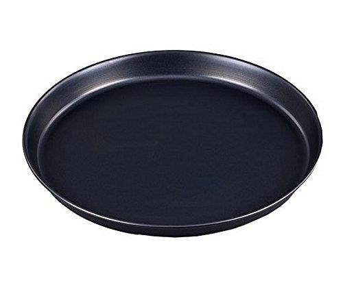 GRÄWE Pizzablech Backblech rund Ø 32 cm innen 31 cm mit Keramikbeschichtung