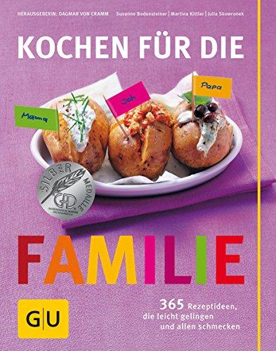 Kochen für die Familie GU FamilienkücheGU Familienküche