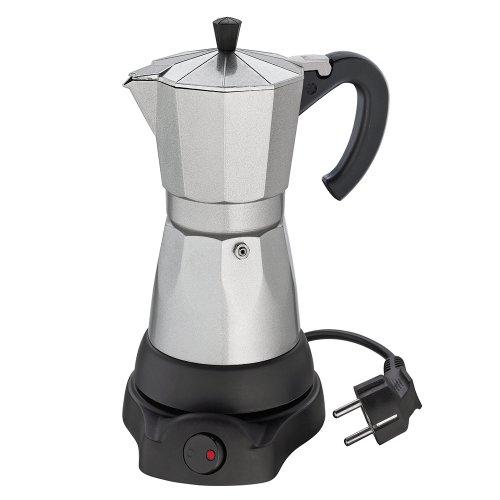 Cilio 273700 EspressokocherClassico 6 Tassen elektrisch