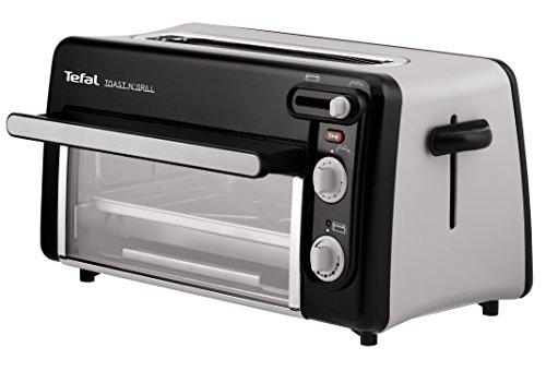 Tefal Toast n' Grill TL6008 2in1 Toaster und Mini-Ofen 1300 Watt