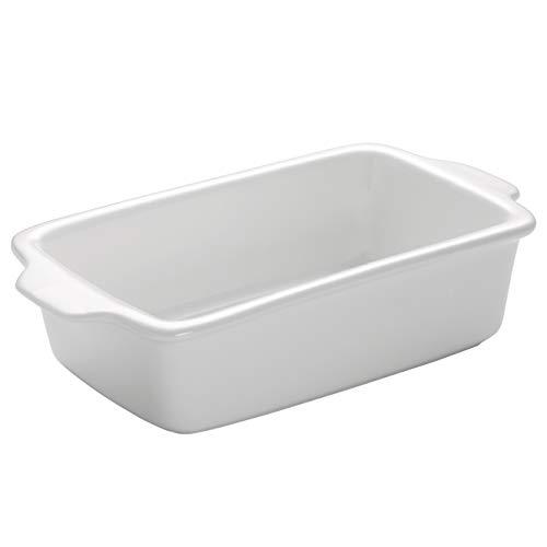 Maxwell Williams Kitchen Auflaufform Porzellan Weiß 26x14x66
