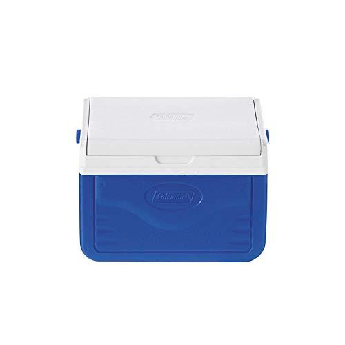 Coleman Kühlbox Fliplid 5 blauweiß 22 x 16 x 14 cm