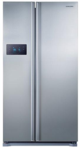Samsung SBS7020 Side-by-Side Kühlschrank  A  Premium Edelstahl Look  361 L Kühlteil  209 L Gefrierteil