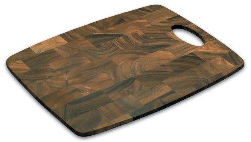 Ironwood 228141 Stirnholz Schneidebrett 075 x 38 x 20 cm