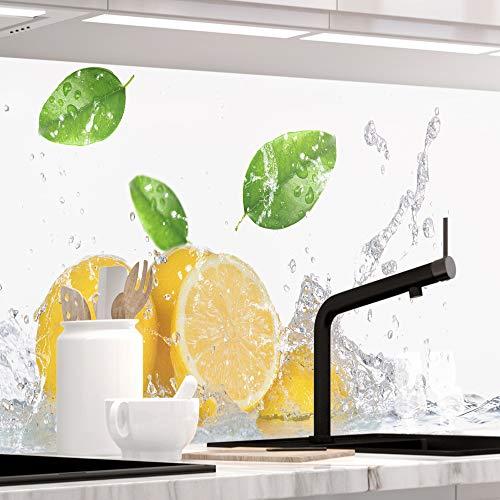StickerProfis Küchenrückwand selbstklebend Pro Fruit Splash 60 x 80cm DIY - Do It Yourself PVC Spritzschutz
