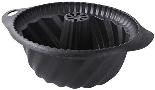 Dr Oetker Gugelhupfform Ø 24 cm Kunststoffform für köstlichen Kuchen prämierte Kuchenform für Gugelhupf Backform der Serie Back-Wunder Menge 1 Stück