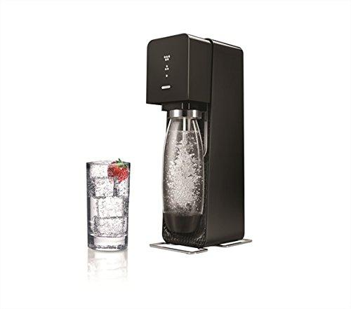 Sodastream Source New Wassersprudler Noire one size