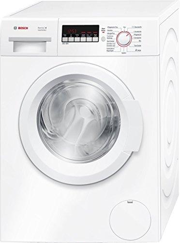 Bosch WAK28227 Serie 4 Waschmaschine  A  1400UpM  174 kWhJahr  7 kg  9680 L  weiß  Pflegeleicht Plus