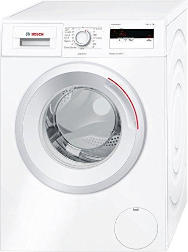 Bosch WAN280ECO Serie 4 Waschmaschine FL  A  137 kWhJahr  1400 UpM  6 kg  AquaStop-Schlauch  weiß