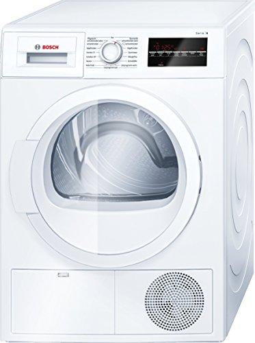 Bosch WTG86400 Serie 6 Luftkondensations-Wäschetrockner  B  8 kg  weiß  EasyClean Filter
