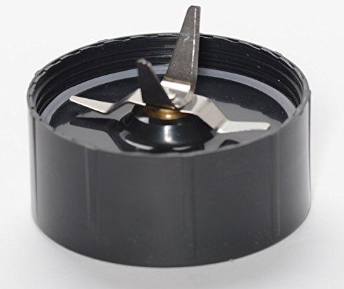 Romote 1 Querblatt Ersatz für die Magic Bullet Blender Juicer Mixer 1 Schwarz