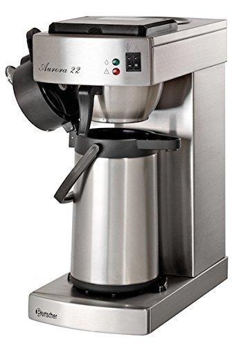 Bartscher 190048 Aurora 22 Filterkaffeemaschine Chromnickelstahl