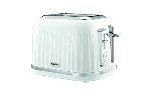 Breville VTT755X 2 Scheiben Toaster weiß