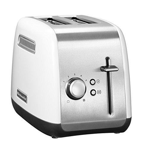 KitchenAid CLASSIC 2-Scheiben-Toaster 18 kg weiß