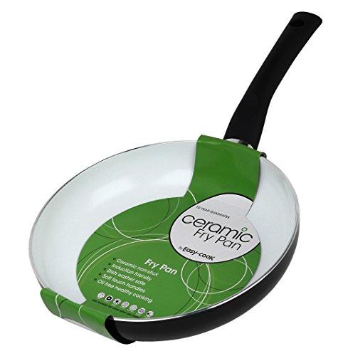 Easy Cook 20-cm-Pfanne KeramikAluminium Metall 20 cm