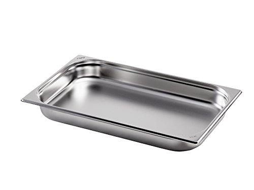 Saro GN 11 D 65 mm Gastronormbehälter Edelstahl Silber 53 x 325 x 65 cm