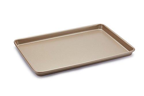 Kitchen Craft Backblech 39x27cm Stahl champagnerfarben 397 x 271 x 23 cm