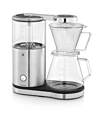WMF AromaMaster Kaffeemaschine mit Glaskanne Filterkaffee 10 Tassen Tropfstopp Warmhalteplatte Abschaltautomatik 1470 W