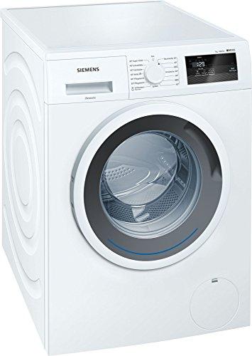 Siemens iQ300 WM14N0A1 Waschmaschine  700 kg  A  157 kWh  1400 Umin  Schnellwaschprogramm  Nachlegefunktion  aquaStop mit lebenslanger Garantie
