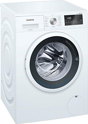 Siemens iQ300 WM14N121 Waschmaschine  700 kg  A  157 kWh  1400 Umin  Schnellwaschprogramm  Nachlegefunktion  Hygiene Programm