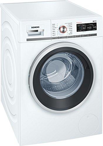Siemens iQ700 WM14W5FCB Waschmaschine  900 kg  A  152 kWh  1400 Umin  FC Bayern Meisterwascher  Nachlegefunktion  aquaStop mit lebenslanger Garantie
