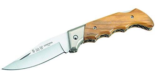 Nieto Messer Taschenmesser Olivenholz-Schalen Länge geöffnet 183 cm 267610