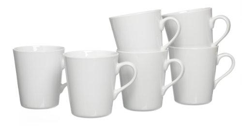 Ritzenhoff Breker Kaffeebecher-Set Primo 6-teilig Porzellan
