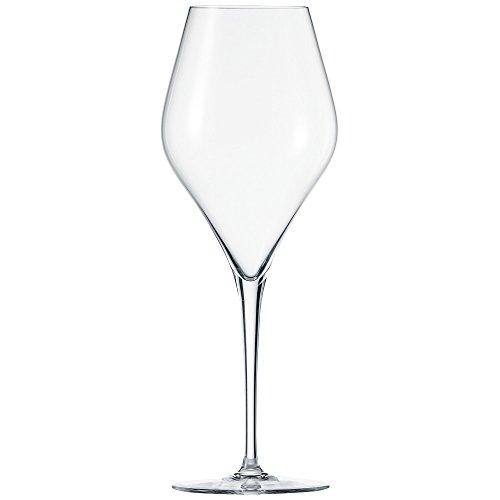 Schott Zwiesel 118608 Finesse 6-teiliges bordeaux Rotweinglas Set Kristall farblos 98 x 98 x 261 cm