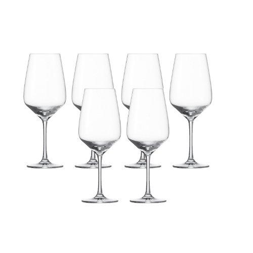 Schott Zwiesel Rotweinglas 6er-Set Taste Glasset NEU OVP