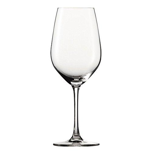 Schott Zwiesel Vina 6-teiliges Burgunder Set Rotweinglas Glas transparent 263 x 178 x 227 cm 6-Einheiten