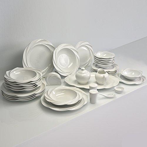 Altenbach Designer Porzellan Kombiservice Tafelservice Geschirrset 34 tlg für 6 Personen JD4382