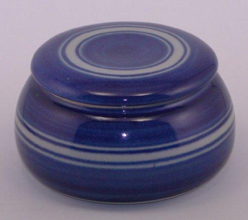 original französische wassergekühlte keramik butterdose nie mehr harte butter zum frühstück 125gr c3 bauch klein