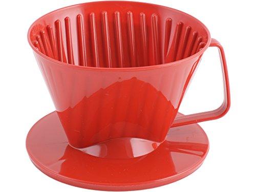RANDWYCK Creative Tops Kunststoff Tasse Plastik rot 2 Cup