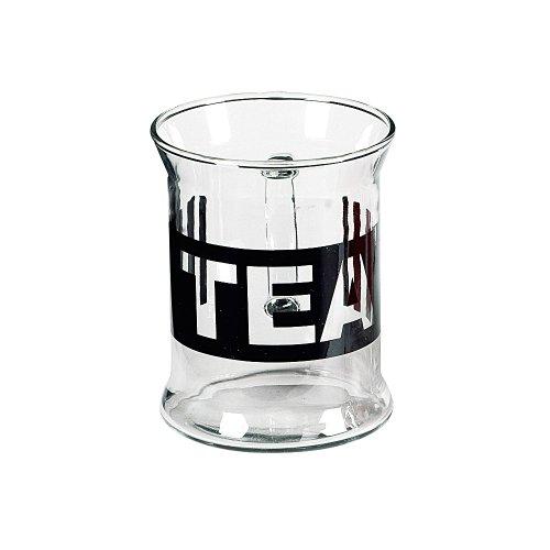 Teeglas Smilla Von Randwyck Schwarz