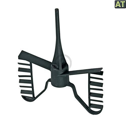 Europart 10027083 Quirl Rühraufsatz Mitnehmer Rührer Schmetterling für TM 21 Thermomix Küchenmaschine wie Vorwerk