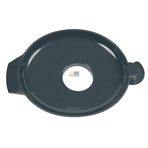 Europart 10028644 Deckel Abdeckung Kappe Topf Mixtopf Ohne Dichtung passend für Thermomix TM21 TM 21 Küchenmaschine wie Vorwerk