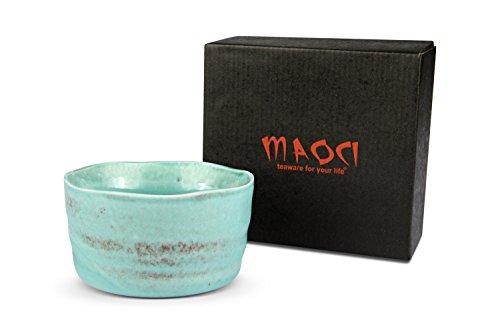 Matcha Schale 400ml für japanische Teezeremonie von MAOCI