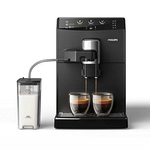 Philips 3000 Serie HD882901 Kaffeevollautomat 1850 W Cappuccino auf Knopfdruck schwarz