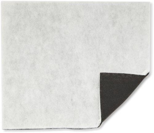 WENKO 2205010100 Combi-Filter für Dunstabzugshauben mit Aktivkohle gegen Fettgeruch Polyester 57 x 47 cm Schwarz
