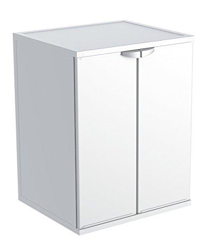Mongardi 7827C98 Waschmaschinen-Abdeckung Weiß