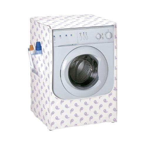 Rayen 239560 - Abdeckung für Waschmaschinen 84 x 60 x 60cm geeignet für Waschmaschinen und Trockner Farblich sortiert