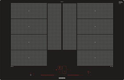 Siemens EX801LYC1E iQ700 Kochfeld ElektroCeranGlaskeramik  792 cmPower Boost Funktionschwarz