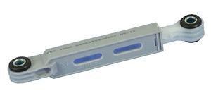 2x daniplus© Stoßdämpfer 100N 10 mm Bohrung passend für AEG 8996453289507 Electrolux Bosch Siemens Whirlpool Bauknecht