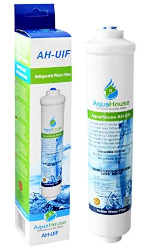 AquaHouse UIFA Kompatibel Filter passend für AEG Electrolux Bosch Bauknecht Neff Siemens Hotpoint Kühlschränke mit externem Wasserfilter DD-7098497818