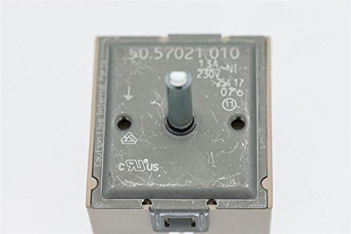 Energieregler passend für EGO 5057021010  AEG Electrolux 315078823 Bosch  Siemens 152445 Miele 4572290