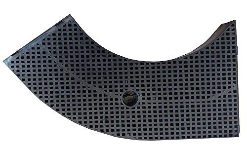 Keenberk Aktiv-Kohlefilter für Dunstabzugshauben von Bosch Siemens Electrolux Juno Indesit Whirlpool Ikea
