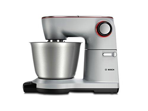 Bosch OptiMUM MUM9AD1S00 Küchenmaschine SilberAluminium 55l Edelstahl-Rührschüssel